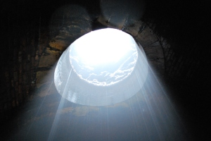 11-light-and-rain-entering-through-shaft
